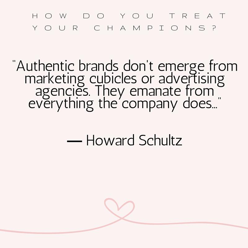 H Schultz quote